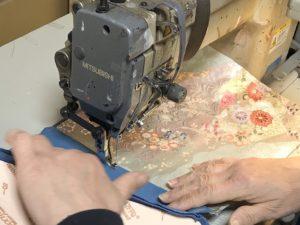 日本人のかばん職人により作られています