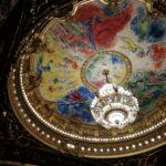 シャガールが描いたオペラ座の天井画